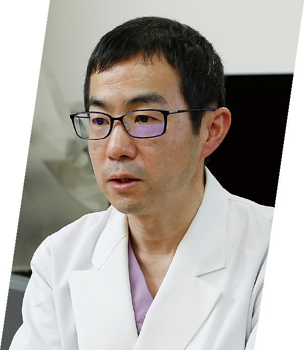 埼玉医科大学総合医療センター泌尿器科の外来医長
