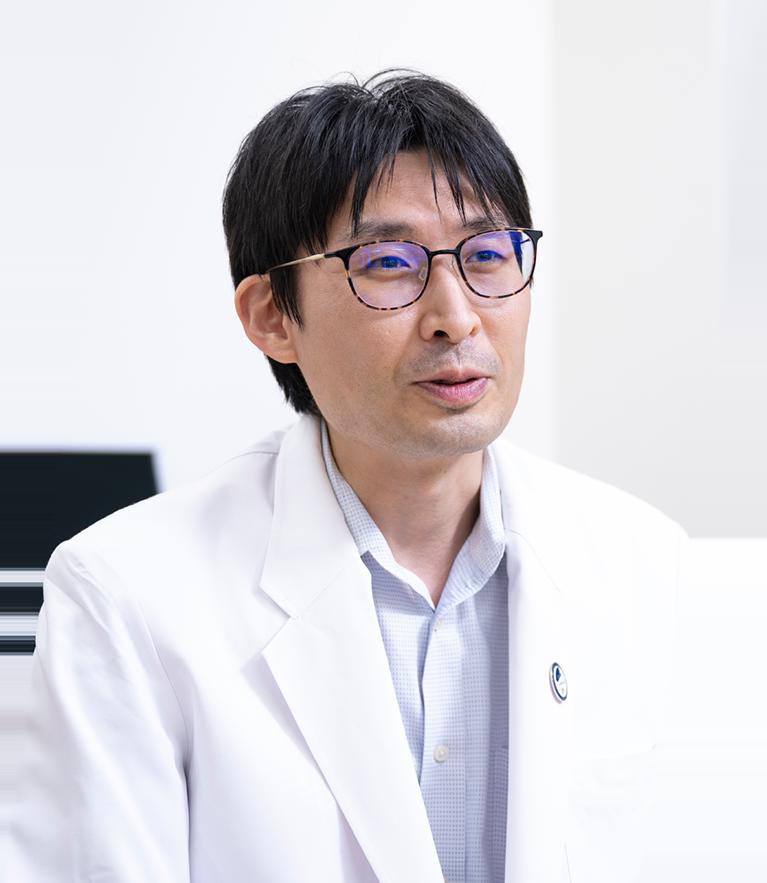 埼玉医科大学総合医療センター泌尿器科の助教